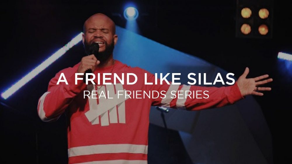 A Friend Like Silas Image