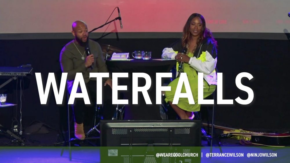 WATERFALLS - RnB Remix Series (Relationships and Bible) Terrance & Johanne Wilson Image